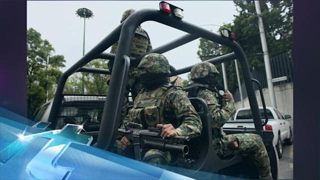 Mexico's drug war strategy remains unchanged with new government