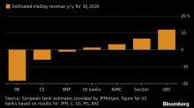 European Banks Are Set to Report on a Tumultuous Quarter