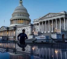 A bipartisan group of senators unveil a compromise $908 billion stimulus plan that omits a 2nd round of stimulus checks