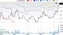 Bull Of The Day: Sequans Communications (SQNS)