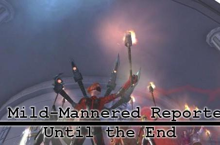A Mild-Mannered Reporter: The end of the city of heroes
