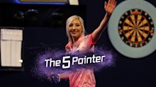 The Five Pointer: Sherrock makes darts history, Villa batter Liverpool kids, AJ and Fury to meet in the ring