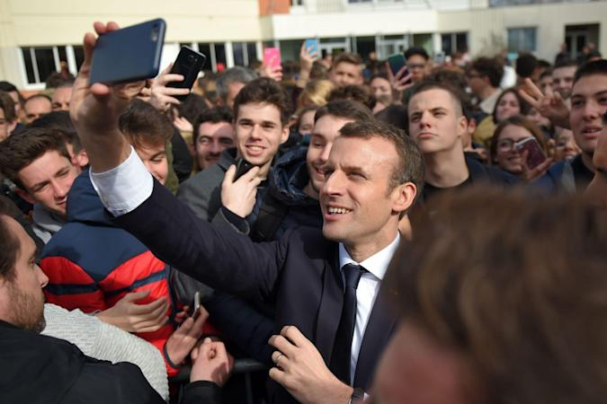 Guillaume Souvant/AFP/Getty Images