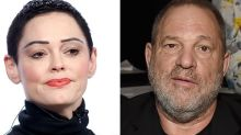 Rose McGowan on Harvey Weinstein Arrest: 'The World Could Use That Face Being Gone'