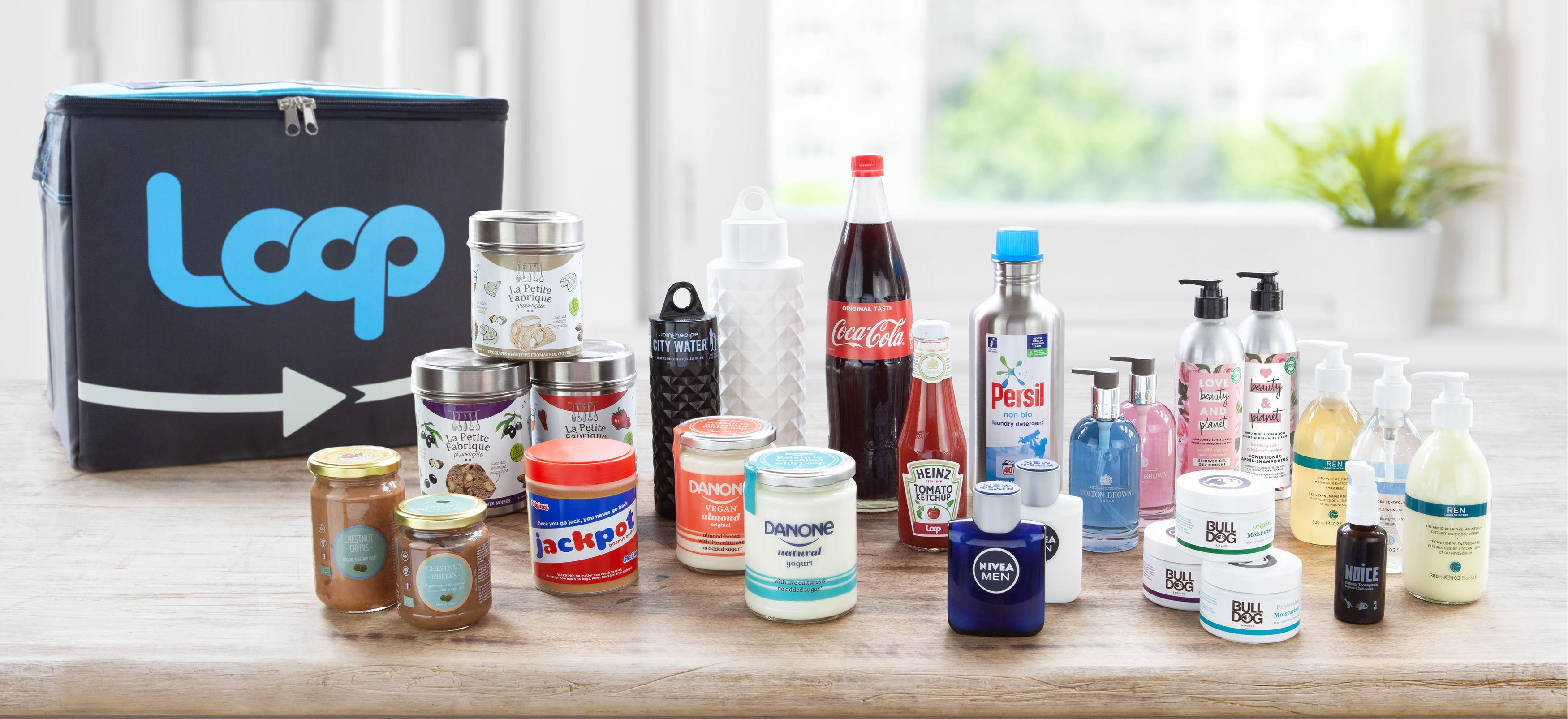 UK launches first zero-waste online grocery shopping service