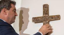 CSU verteidigt bayerische Kruzifix-Pläne
