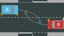 'Who should go first?': Road rule challenge stumps drivers