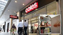 Coles shopper's warning after item 'explodes' in pantry