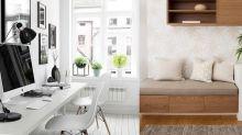 善用細小家居空間:3大貼士打造美觀實用的Home Office辦公佈置