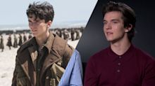 'The Children Act' star Fionn Whitehead: Chris Nolan was like 'a surgeon' on 'Dunkirk' (exclusive)