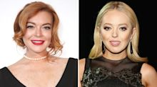 Lindsay Lohan Says Longtime Friend Tiffany Trump Is 'a Really Sweet Girl' and 'Nice Person'