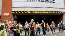 """Manchester's Arndale shopping centre evacuated, witnesses heard """"big bang"""""""