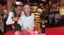 Il ristorante che promuove l'obesità