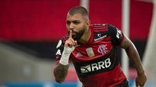 Gabigol já é o 7º maior artilheiro do Flamengo na história do Brasileiro