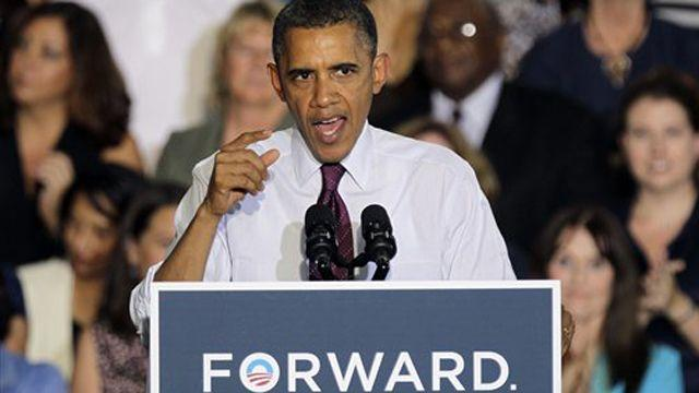 New poll numbers show close 2012 race