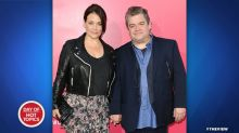 Patton Oswalt fires back at critics of his engagement to Meredith Salenger