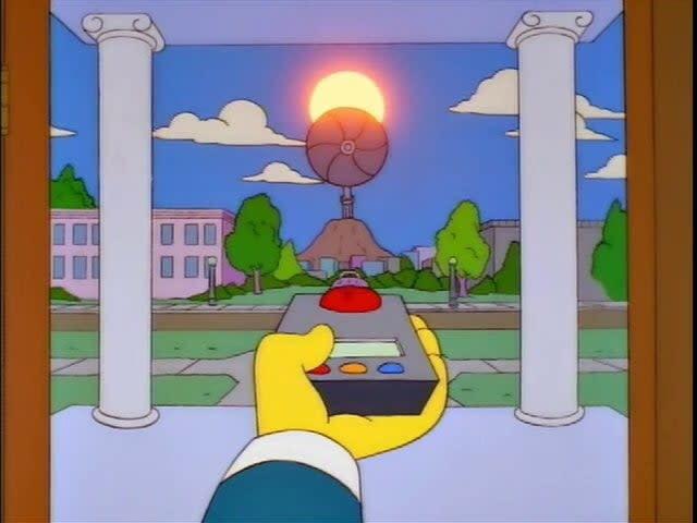Como el señor Burns: Bill Gates quiere tapar el Sol