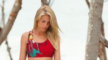 De biquíni, Ana Hickmann exibe barriga chapada no Rio de Janeiro