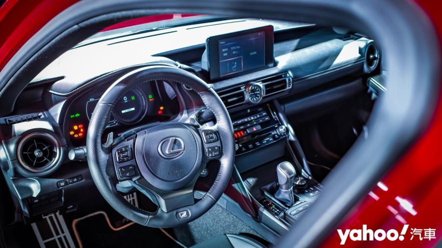平均降幅1至4萬!2021 Lexus IS小改款超殺上市! - 9