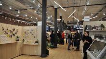 紐約文青市集正式開放 竟然有珍珠奶茶飲?