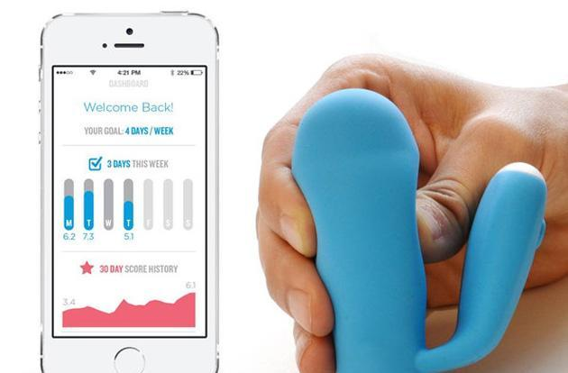 Smart Kegel exerciser can hurt women as much as it helps