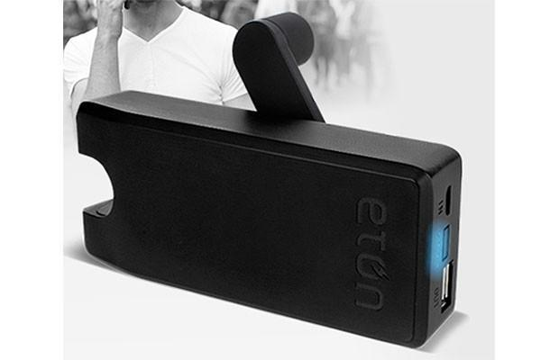 Eton announces Boost line, lets you crank your way to a charged phone