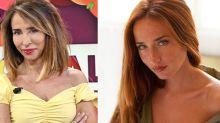 Dorothy protagoniza el estreno de 'La isla de las tentaciones 2' por su parecido con María Patiño
