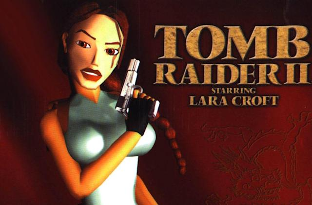 Tomb Raider II is now on iOS, but seriously don't play it without this accessory