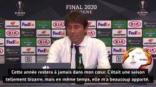 """Finale - Conte : """"Je voulais donner de la joie aux supporters"""""""