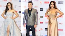 Pics: B-Town Adds to the Miss India 2018 Finale Glam Quotient