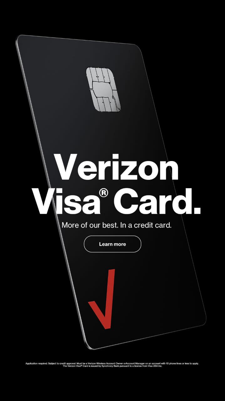 Verizon Visa Card