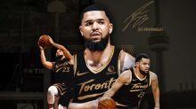 Raptors unveil new City Edition jersey for 2021 season
