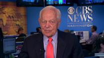 """FTN"" anchor Bob Schieffer prepares for his final show"