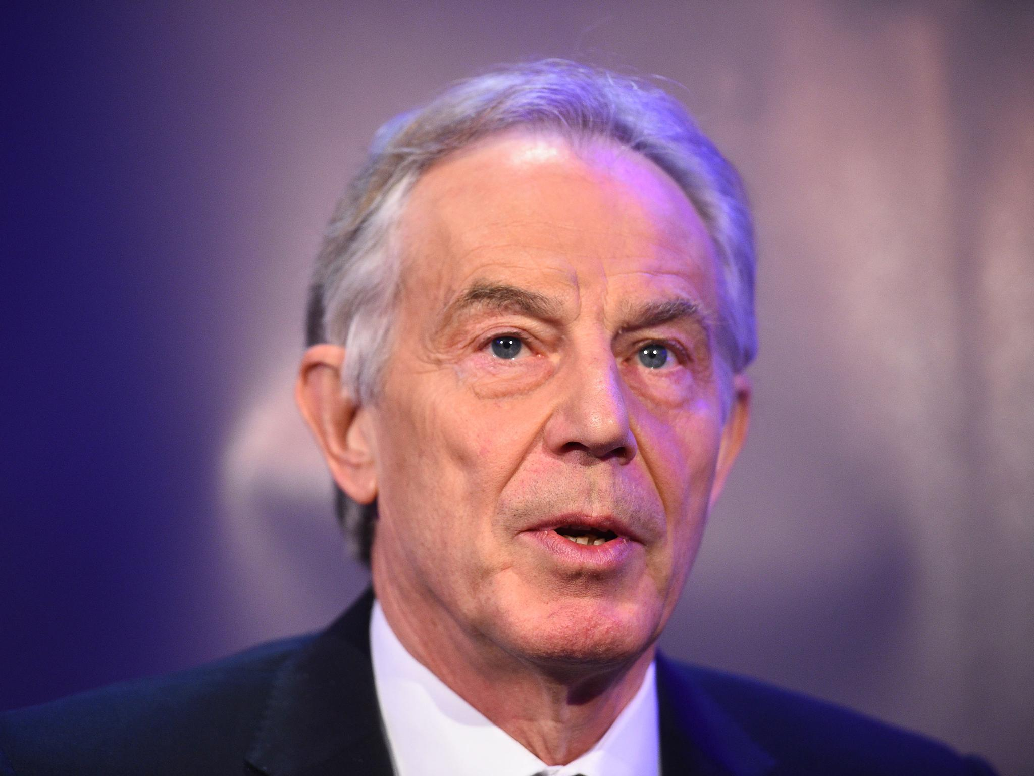 Brexit: Tony Blair urges Theresa May to prepare for second referendum as she struggles to save deal