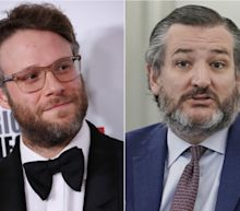 Seth Rogen says Ted Cruz 'deserves ridicule' after branding senator a 'fascist'