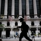 Dow Struggles on Uncertainty Over Stimulus Timing; Snap Soars