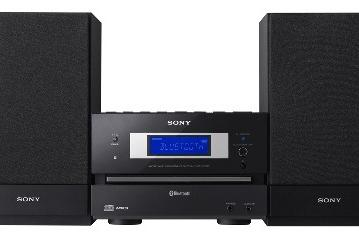 Sony intros bevy of Bluetooth / A2DP-enabled stereo systems