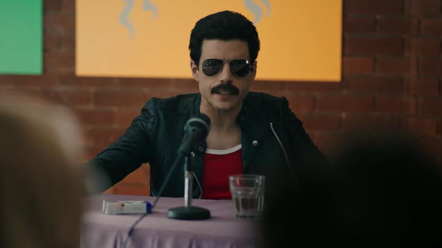 New 'Bohemian Rhapsody' trailer embraces Freddie's sexuality