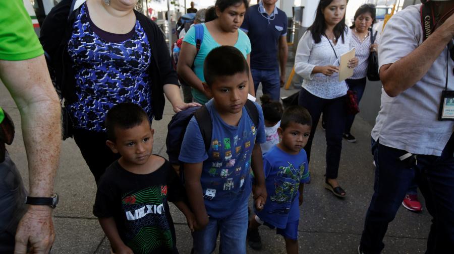 Migrants aux Etats-Unis : certains enfants pourraient n'être jamais rendus à leurs parents