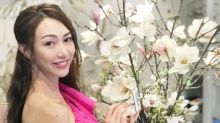 Carmaney Wong is excited about joining showbiz in the future