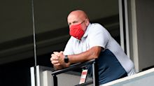 Nationals GM Mike Rizzo ejected from upper deck of stadium by Joe West's crew in bizarre moment
