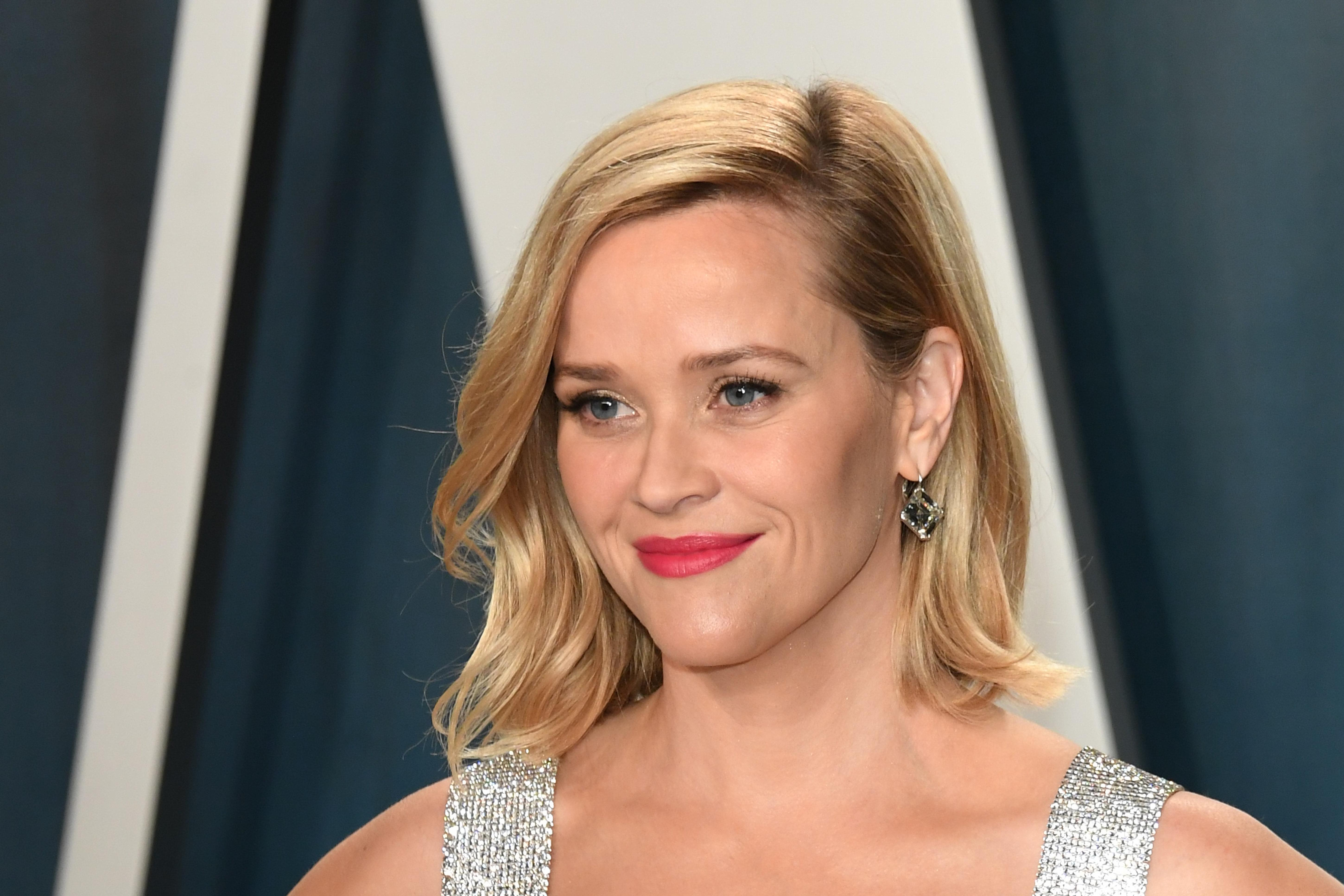 Reese Witherspoon's clothing brand is sending teachers free dresses to show 'a little extra love right now'