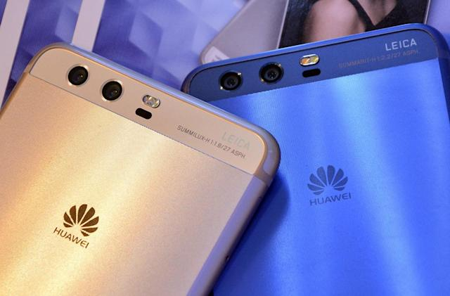 Huawei blames slower P10s on memory shortage