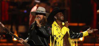 Billy Ray Cyrus, Lil Nas X make BET Awards history