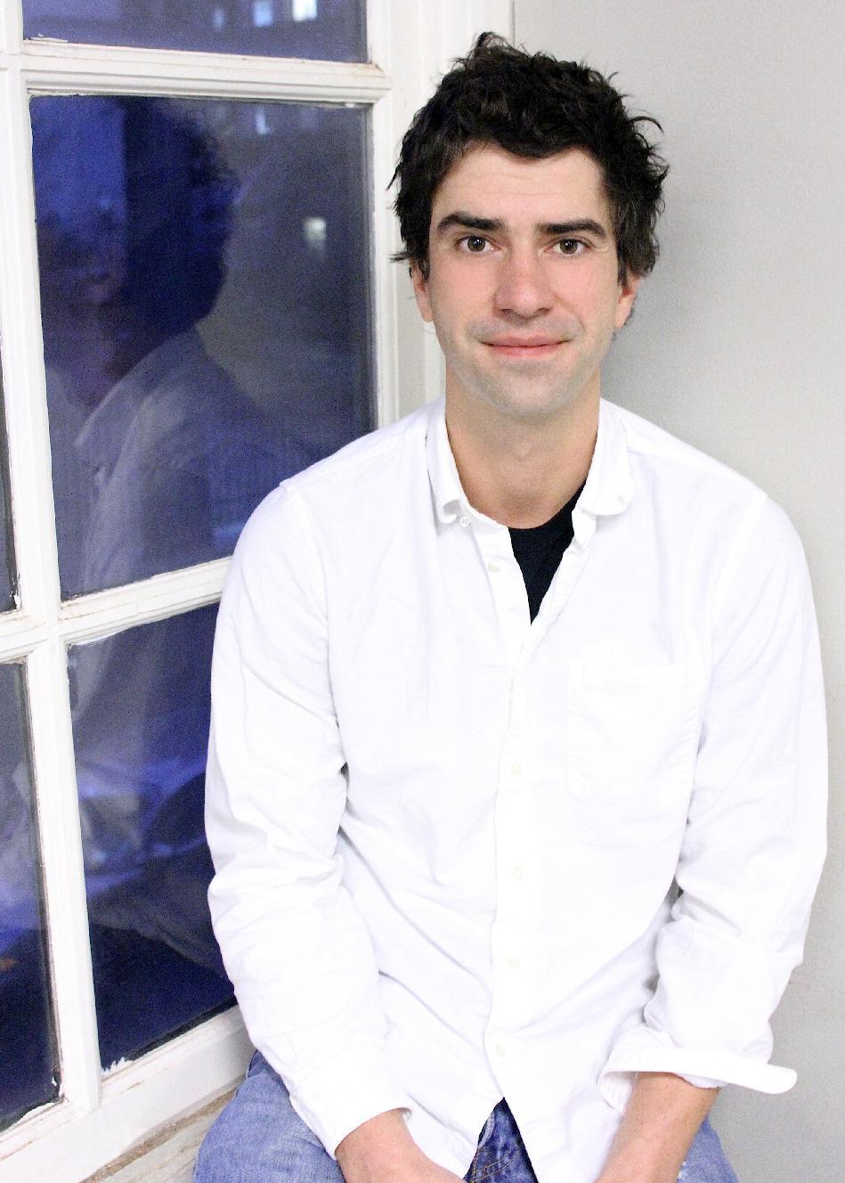 """This Dec. 18, 2012 photo released by Spin Cycle shows actor and playwright Hamish Linklater. Linklater's latest play is called """"The Vandal."""" (AP Photo/Spin Cycle, Crystal Arnette)"""