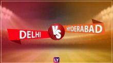 DC vs SRH Live Score Updates Dream11 IPL 2020: Delhi Capitals Opt to Bowl As Sunrisers Hyderabad Hand Abdul Samad Debut