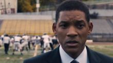Will Smith Tackles the NFL in Hard-Hitting 'Concussion' Trailer