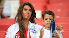 Rebekah Vardy says the WAG community is 'a very fake world'
