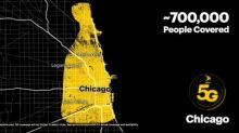Sprint Lights Up True Mobile 5G in Chicago