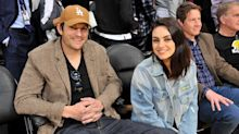 Ashton Kutcher and Mila Kunis open up about their kids in first joint interview as a couple: 'We're very goofy parents'